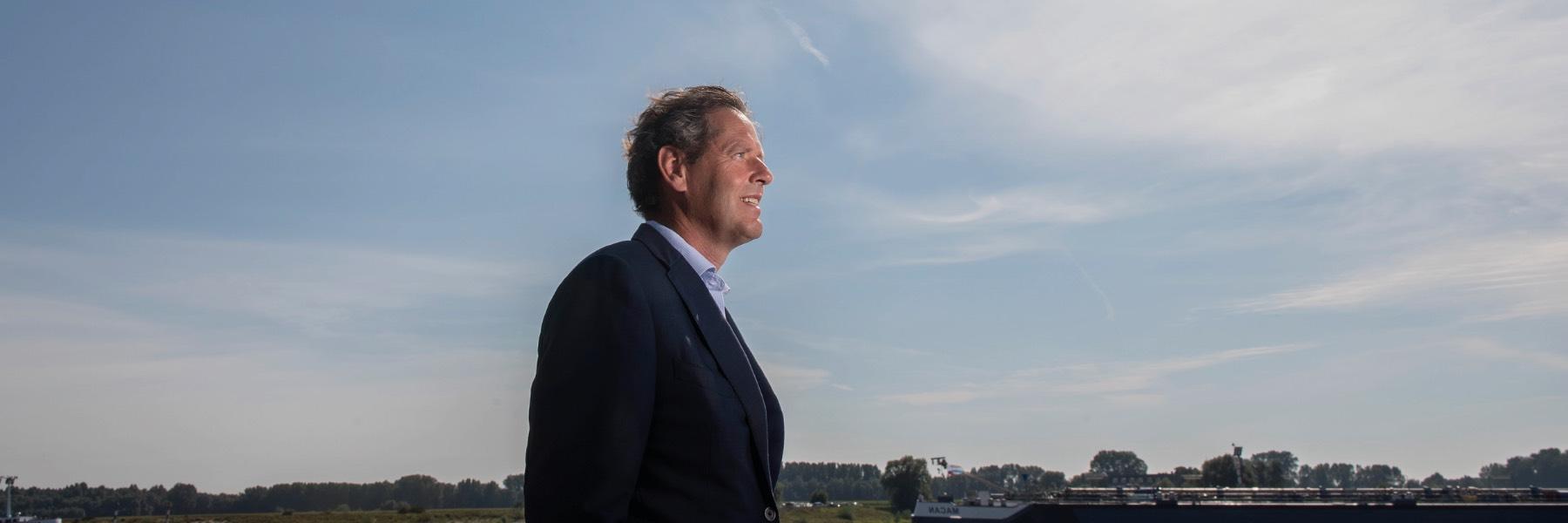 Interview Pieter Van Der Veen